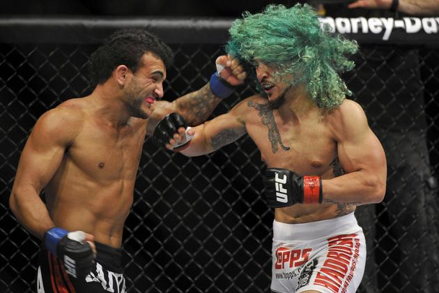 UFC on Fox 3 Results: Why the Flyweight Division Deserves Your Attention