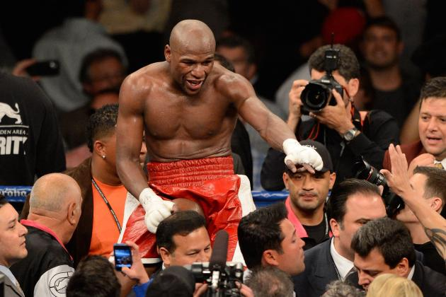 Mayweather vs Cotto: Money's Experience Proves Invaluable in Victory