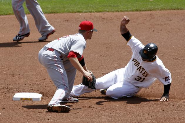 Pittsburgh Pirates' Aggressive Baserunning: Andy McCutchen vs. Garrett Jones