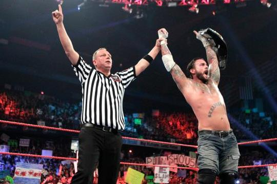 WWE News: Report on If Champion CM Punk Is Actually Straight Edge in Real Life