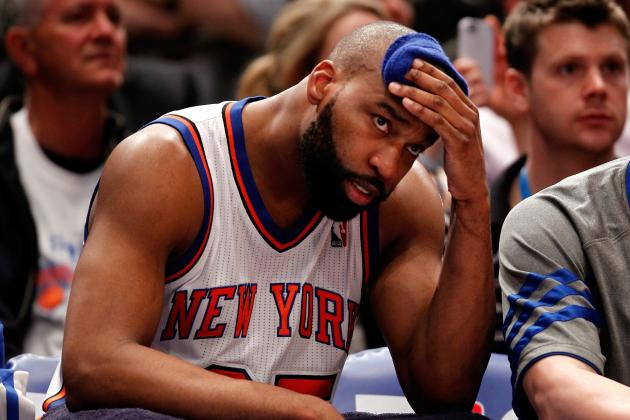 Baron Davis Injury: Latest Updates on Knicks Point Guard