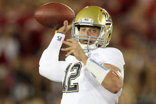 UCLA QB Battle to Go into Fall Camp