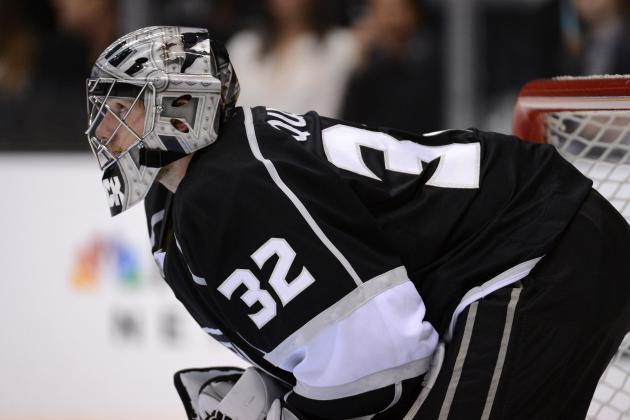 NHL Stanley Cup Playoffs 2012: Los Angeles Kings' Quick Makes Early Bid for MVP