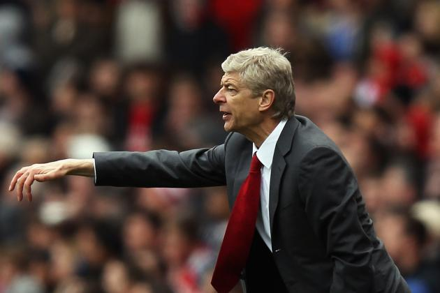 5 Things Wenger Must Do to Secure 3rd Place and Retain His Place as Manager