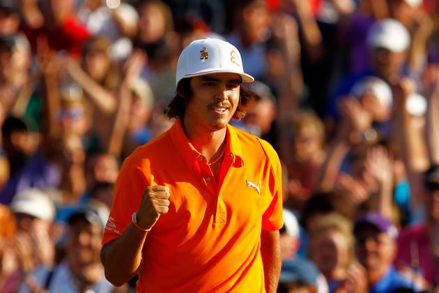 Wells Fargo Championship: Rickie Fowler Gets First US Pro Win