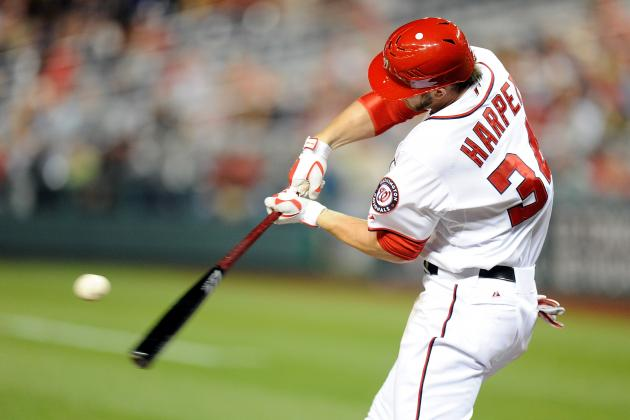 Bryce Harper: How Slugger's Hot Start Compares to Former Elite Prospects