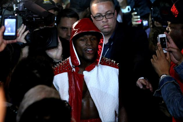 The Sunday Punch: Mayweather vs. Cotto Review and Round-by-Round Recap