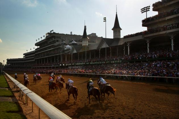Kentucky Derby 2012: Sights, Sounds, Smells, and Tastes from the Grandstands