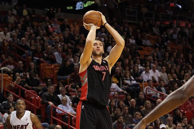 Why the Toronto Raptors Should Trade Andrea Bargnani This Offseason