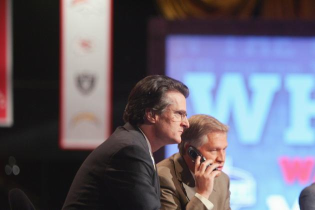 Grading Mel Kiper's 2012 NFL Draft: How Does His Talent Evaluation Stack Up?