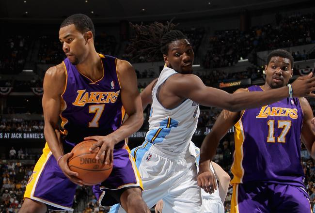 Ramon Sessions has struggled in the first half of tonight's game.