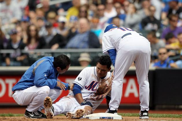 New York Mets: Potential Replacements If Ruben Tejada Heads to Disabled List