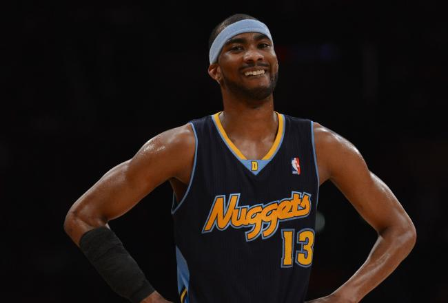 Corey Brewer has chipped in with seven points and one block in limited playing time tonight.