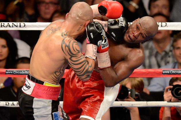 Mayweather vs. Cotto: Comparing Floyd and Manny's Performance Using CompuBox