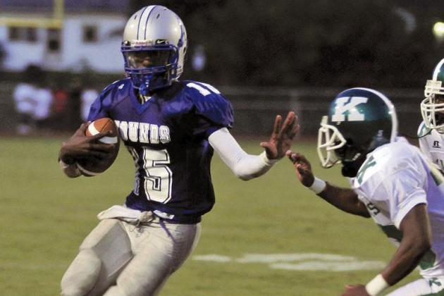 Virginia Tech Football Recruiting: Profiling 2013 QB Commit Carlis Parker