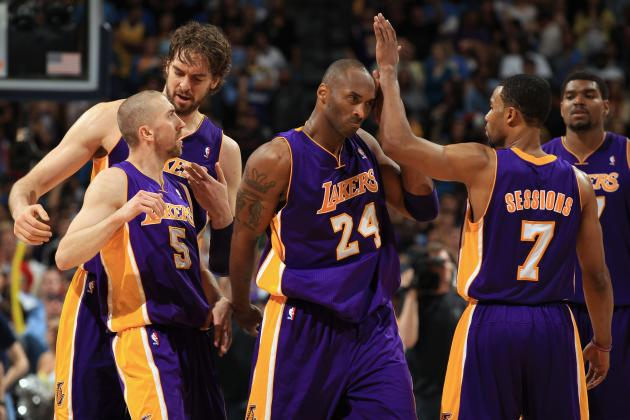 NBA Playoffs 2012: A Couple of 3-Pointers Push the Lakers Past the Nuggets