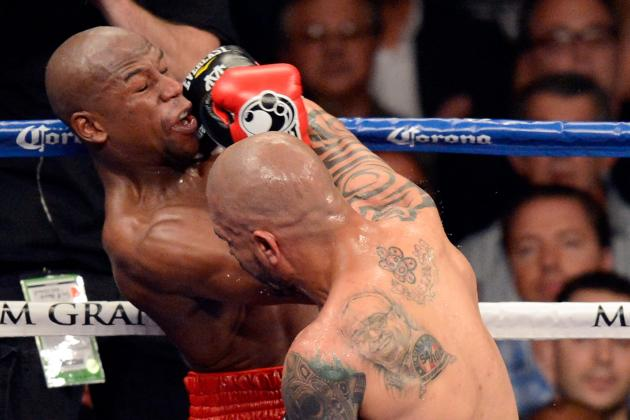Mayweather vs Cotto: Does Cotto's Performance Mean Pacquiao Can Beat May?
