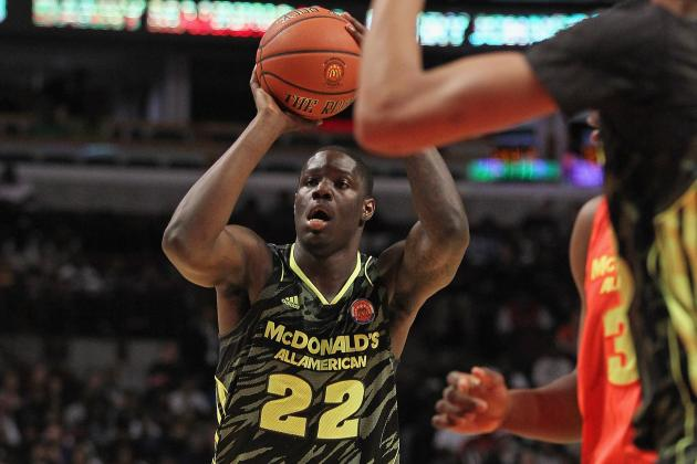 Anthony Bennett Down to UNLV and Oregon After Cutting Kentucky