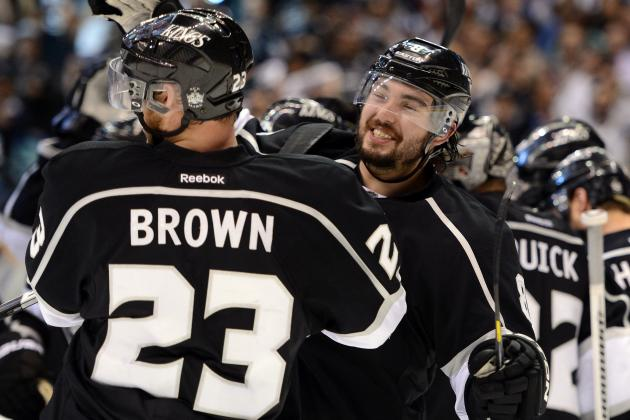NHL Playoffs 2012: L.A. Kings More Dominant Than Ever After Sweeping St. Louis