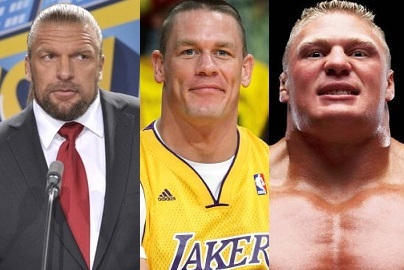 WWE Raw Preview: John Cena to Appear; Will Triple H, Brock Lesnar Show Up?