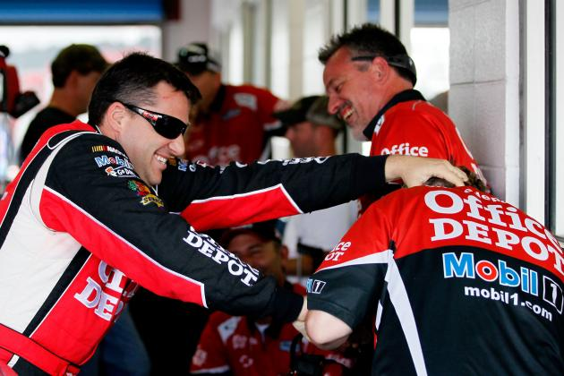 Were Tony Stewart's Post-Race Sarcastic Comments out of Place?