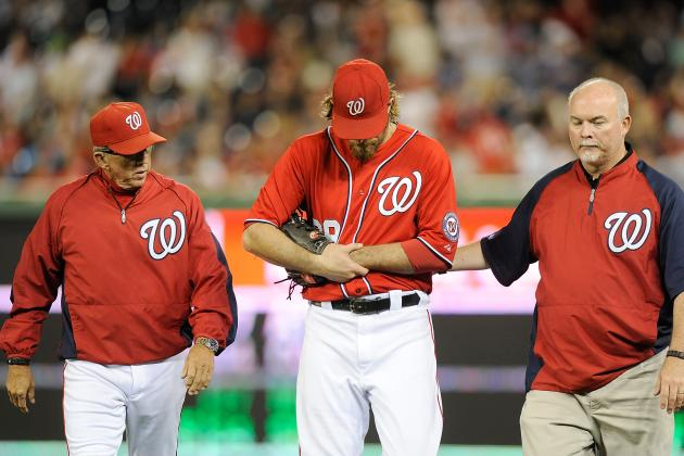 Jayson Werth Injury: 1st-Place Washington Nationals Dealt Devastating Blow