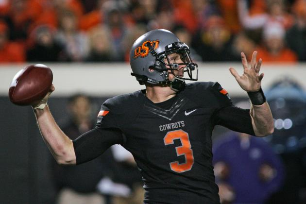 Cleveland Browns Draft Review: Brandon Weeden Is the QB of the Present, Future