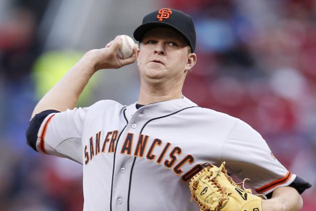 San Francisco Giants Ace Matt Cain Is MLB's Most Underappreciated Pitcher