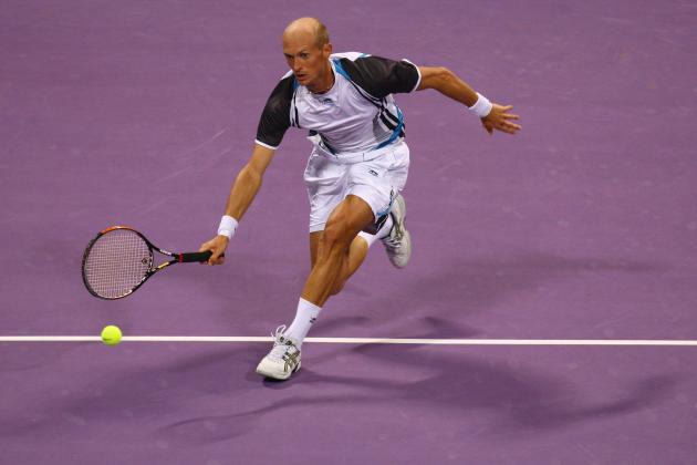 Nikolay Davydenko Sets Up Delicious Match with Rafael Nadal