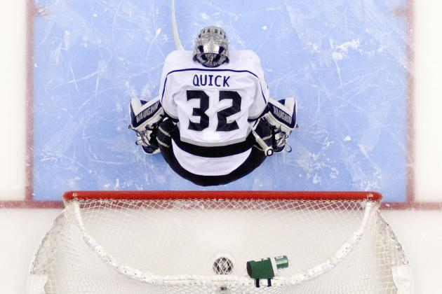 LA Kings: Is Jonathan Quick the Frontrunner for the Conn Smythe Trophy?