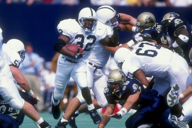 Penn State and Pitt Renew Rivalry: Four Other Games That Should Be Played