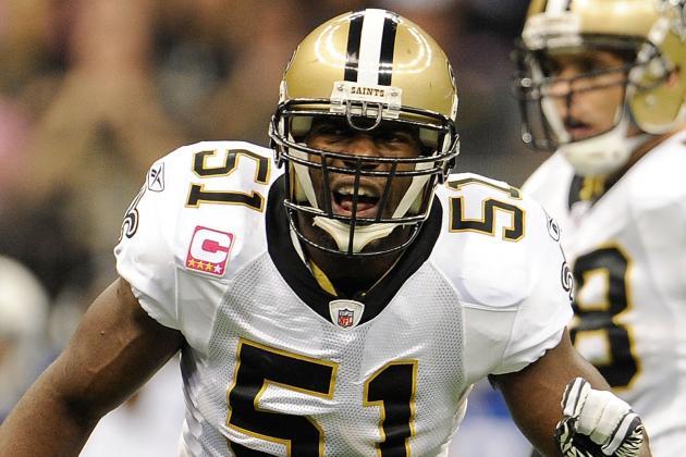 Jonathan Vilma: Saints LB Appeals 1-Year Suspension for NFL Bounty Scandal