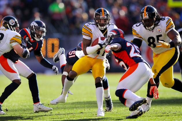 Despite His Talent, WR Mike Wallace Is Too Expensive for the Steelers to Keep
