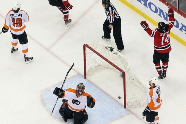 Philadelphia Flyers vs. New Jersey Devils Game 4 Recap and Analysis