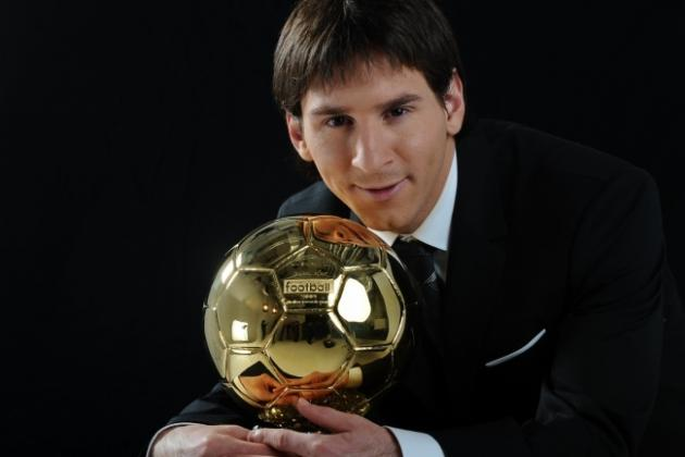 FC Barcelona: Lionel Messi Breaks More Records & Deserves Ballon D'Or