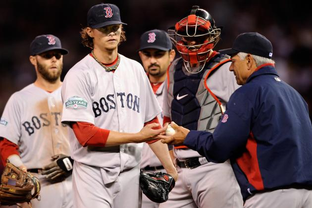 Boston Red Sox: What Can the Sox Do About Clay Buchholz?