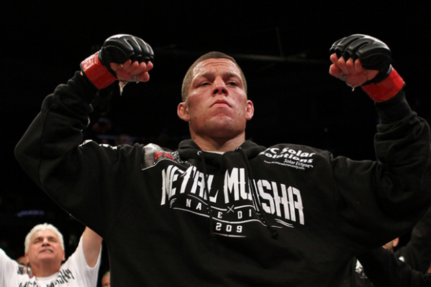 UFC Star Nate Diaz: Is Nick Diaz's Little Brother MMA's Most Exciting Fighter?