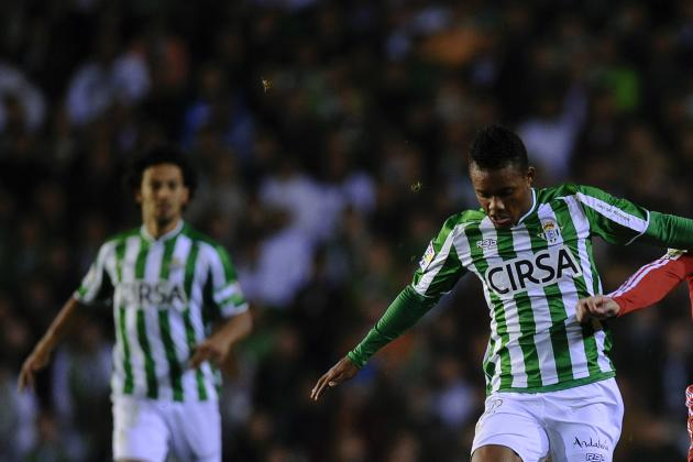 Real Betis Suffers 2-1 Loss Against Sporting Gijon but Holds on to Mid Table