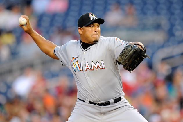 Marlins vs. Astros: Miami SP Carlos Zambrano Has Received Little Run Support