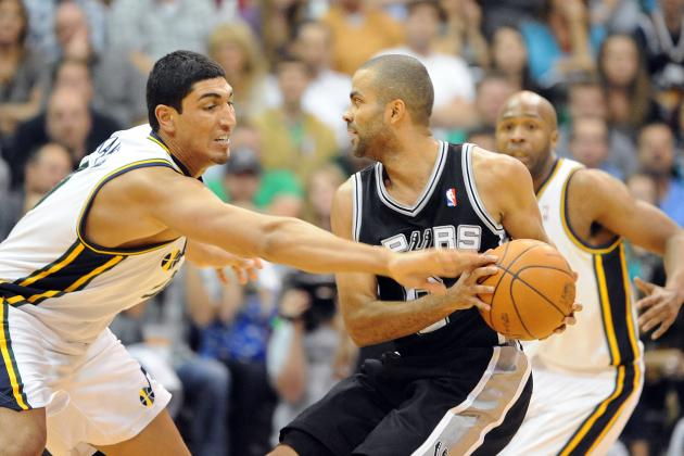 NBA Playoffs 2012: Most Important Players in Monday's Game 4 Matchups
