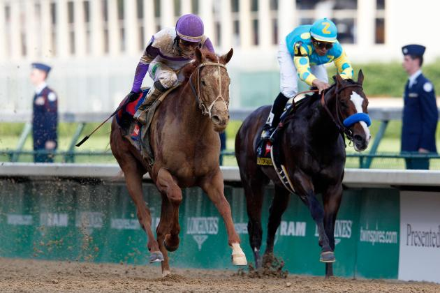 Kentucky Derby 2012: Top Horses We Want to See Run in the Preakness
