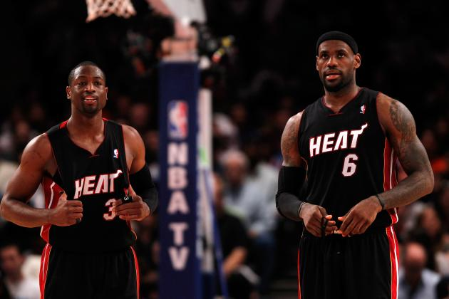 The Miami Heat's Path to the NBA Finals