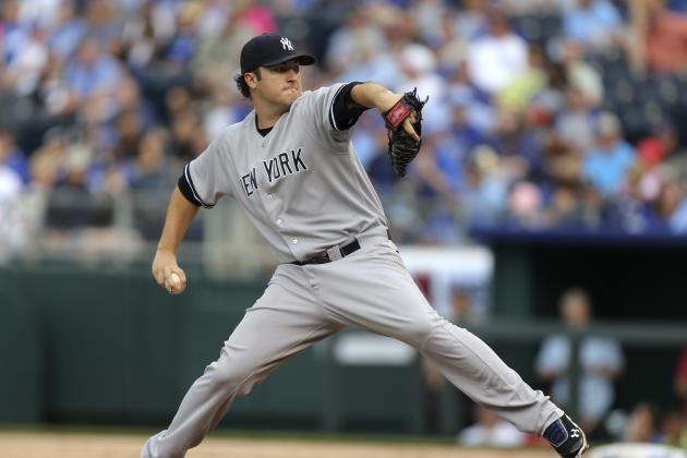 New York Yankees: Phil Hughes' Latest Start May Have Saved His Rotation Spot