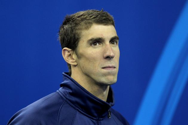 Michael Phelps Said He Will Retire After 2012 London Olympics, or Did He?