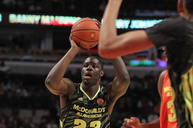 Anthony Bennett: Why UNLV Is Huge Favorite over Oregon for Star PF