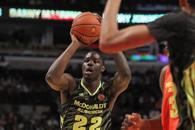Anthony Bennett: Why High School Prospect Should Choose UNLV over Oregon