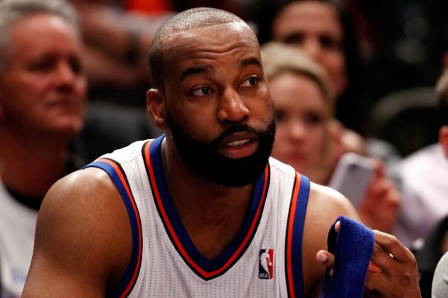 2012 NBA Playoffs: How Baron Davis' Injury Puts an End to Knicks Season