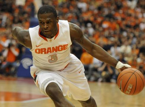 2012 NBA Draft Profile: Syracuse G Dion Waiters