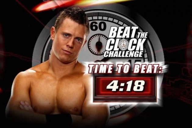 WWE: Why Beat the Clock Is a Great Match Concept