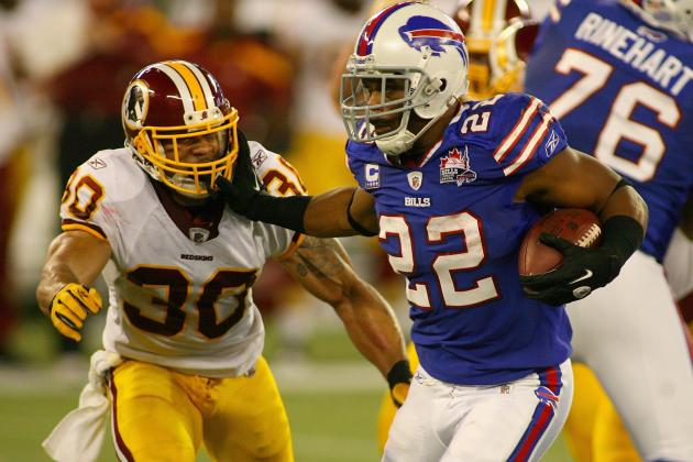 Buffalo Bills Re-Sign Fred Jackson: Why the Deal is Well-Deserved